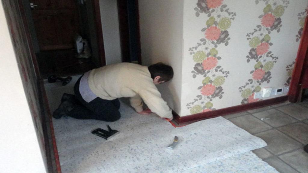 Residential Carpet Cleaning Regina